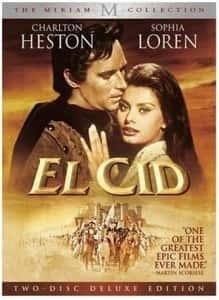 El Cid - filme de 1961 com Sophia Loren