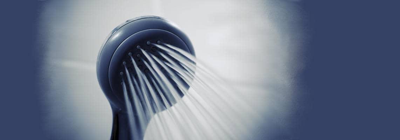 Banho nos albergues do Caminho de Santiago