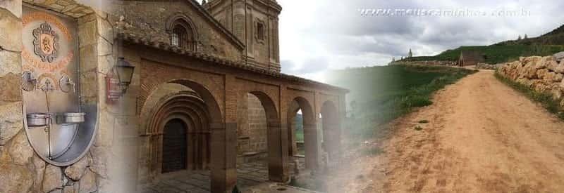 Estella a Los Arcos - 6a etapa do Caminho de Santiago
