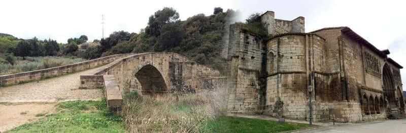 Etapa entre Puente de la Reina a Estella