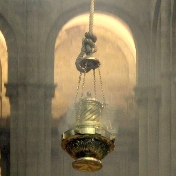 Botafumeiro da Catedral de Santiago de Compostela