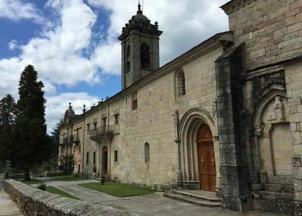 Foto do albergue Monastério de la Magdalena, Sarria, Galiza (Galícia)
