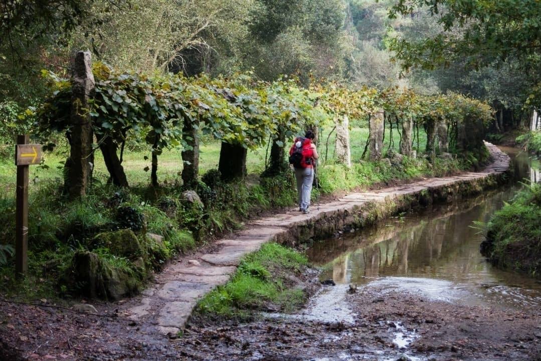 Caminho de Santiago em Portugal